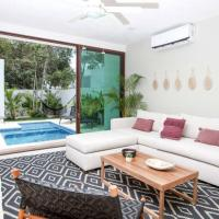 Villa Balancan -with pool, chef and Spa 8PPL 4BR