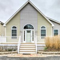 Cozy Ocean City Retreat, 2.5 Mi to Boardwalk!, hotel in West Ocean City, Ocean City