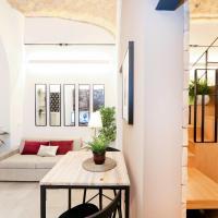 Unique split level Loft in Trastevere