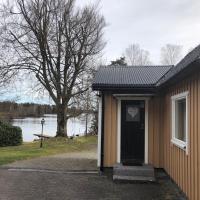 Naturskönt boende vid Sjö