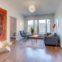 Bright vintage flat in the very heart of Mikkeli
