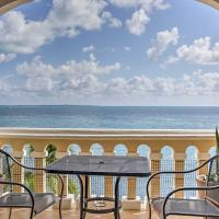 Oceanfront Cancun Condo w/Loft in All Ritmo Resort