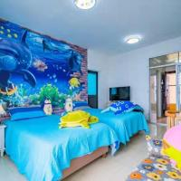 Fun Style Apartment Chimelong Branch