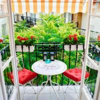 Tranquility, Elegance, Old Town apt with Balcony