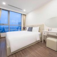 DAISY APARTMENT 2&3 BEDROOMS - Vinhomes Serviced Apartments Luxhome