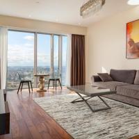 Moscow City Apartment Luxury Апартаменты Москва Сити 48-75 floors