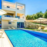 Plaka Villa Sleeps 6 Pool Air Con WiFi