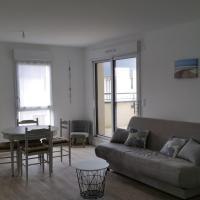 Appartement neuf avec terrasse proche de la mer