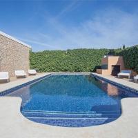Colonia de Sant Jordi Villa Sleeps 11 Pool Air Con