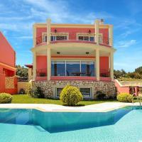 Agios Stefanos Avlioton Villa Sleeps 6 Pool Air Con