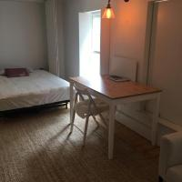 Cosy self-contained studio near King's Cross