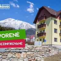 Apartmanový Dom TatraTravel Smokovec