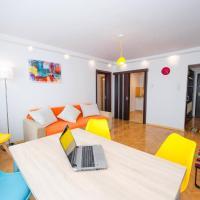 Colors Apartment Cismigiu Gardens