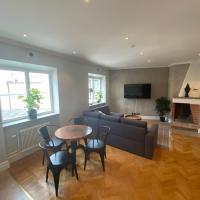 Visby city apartments stora torget