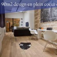Loft de 90m2 design en plein coeur du Montorgueil