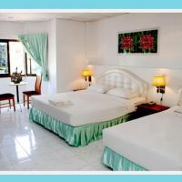Welcome Inn Hotel Karon Beach 3 bed room from only 1200 Baht