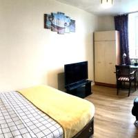 Double Room with Balcony and London Views
