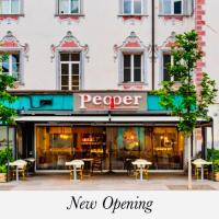 Pepper Lounge & Suite