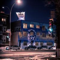Hotel Halte-Galerie Montréal