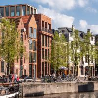 Hotel Miss Blanche, hotel di Groningen