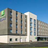Holiday Inn Express Bridgwater M5, Jct24, hotel in Bridgwater