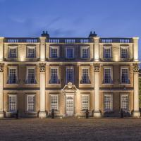 Grade 1 listed Hinwick House & Estate