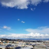 San Francisco Home with panoramic Bay views