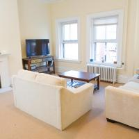Charming Spacious 1BR in Back Bay Marlborough St Best Location in Boston