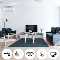 Smart Self Check-in Ambiente Apartments