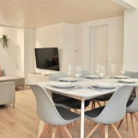 Modern Family Apartment in Interlaken Center