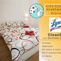 City Center Belgrade Cozy Apartment Skadarlija