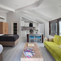 Konak Çırağan Private Flats & Suites