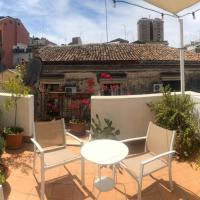 Casa Sciuti, Cozy Apartment with Roof Terrace