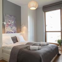 Apartamenty Gdańsk EU - Apartament Nadmorski