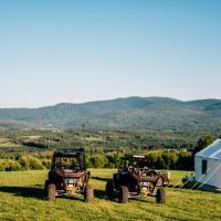 Tentrr - Bear Rock Mountain Top Escape