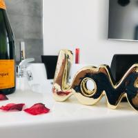 AMO'HOTEL Suite élégance Champagne & Spa