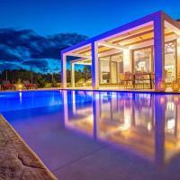 Zante Prime Villas ,Villa Anemona heated pool
