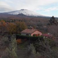 Mount Etna Chalet