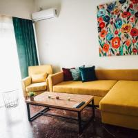 Explore Greece from Colorful City Centre Apartment