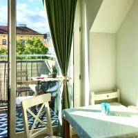 Sunny, cozy apartment near WESTBAHNHOF