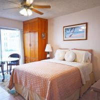 Sea Shore 41 Private Studio in Waikiki, 1 Block to Beach