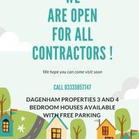 Dagenham 4 Bedhouse RM10