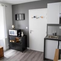 DONEMAT, joli studio en plein centre de Vannes