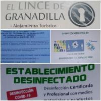 Alojamiento El lince de Granadilla