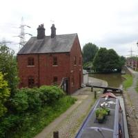 Canalside Lock keepers Cottage