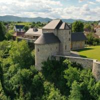 Vinica Castle, hotel in Vinica