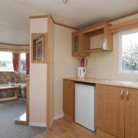 Family friendly caravan nr Glastonbury & Street