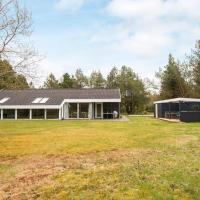 Four-Bedroom Holiday home in Nørre Nebel 9