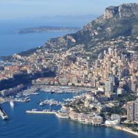 Charmant deux pièces sur le Rocher de Monaco