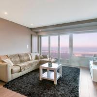 Montezuma luxe studio met frontaal zeezicht zonder aparte slaapkamer